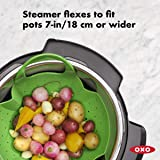 OXO Good Grips Silicone Pressure Cooker Steamer