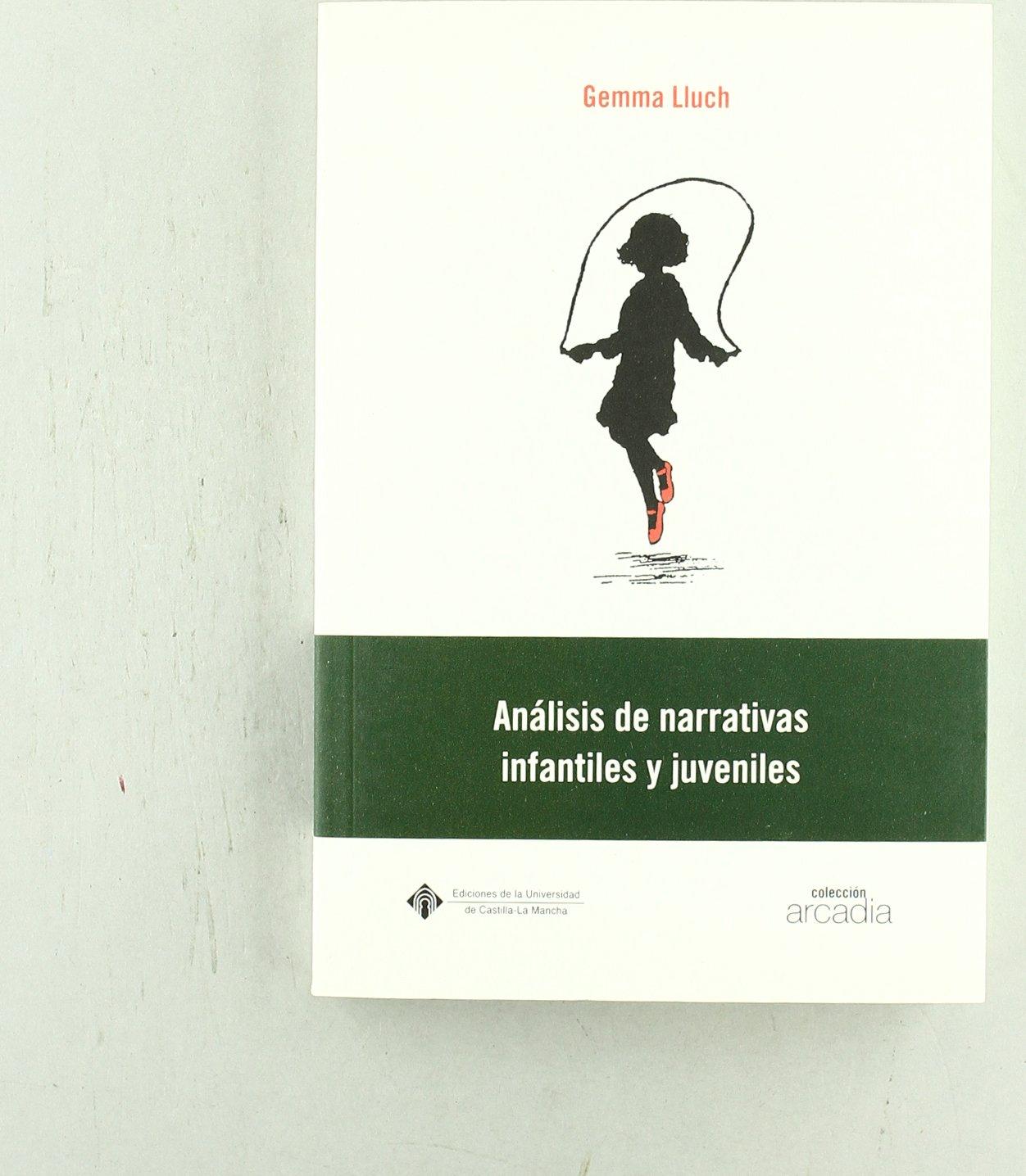 Análisis de narrativas infantiles y juveniles ARCADIA ...