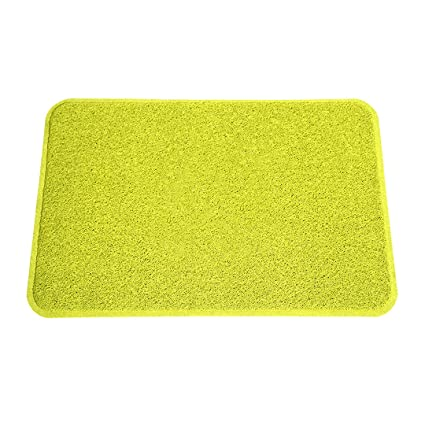 Smartcatcher Lemon Lime Green Kitchen Rugs and Mats 36\