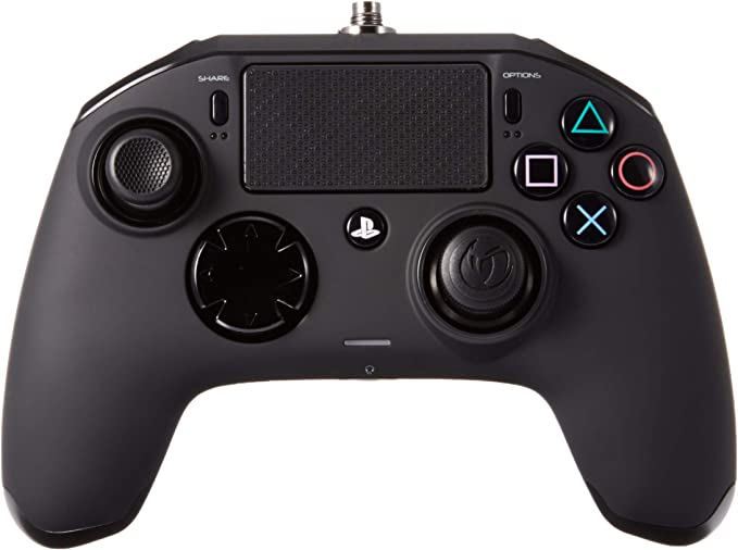Nacon Revolution Pro Controller - Mando alámbrico, color negro ...
