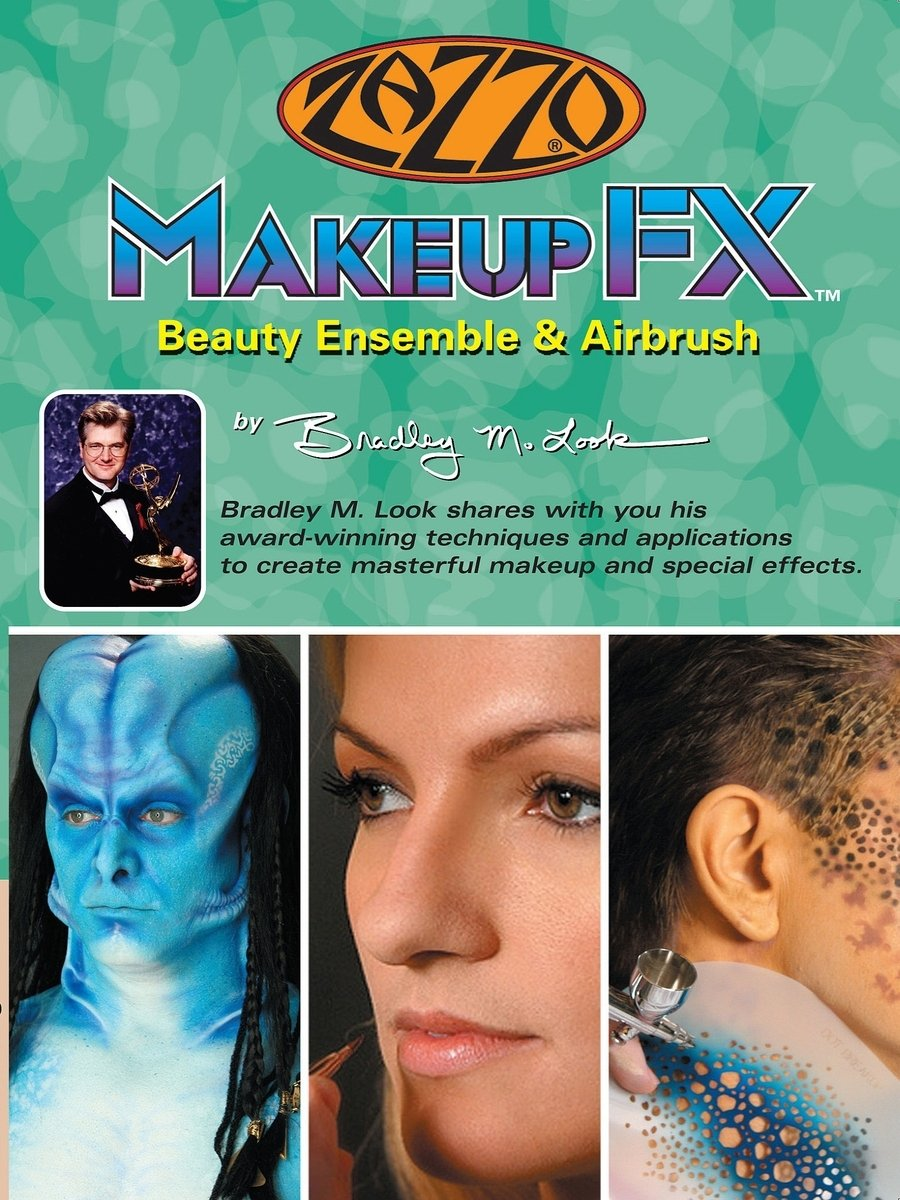 Makeupfx - Film & Television Makeup: Beauty Ensemble & Airbrush by