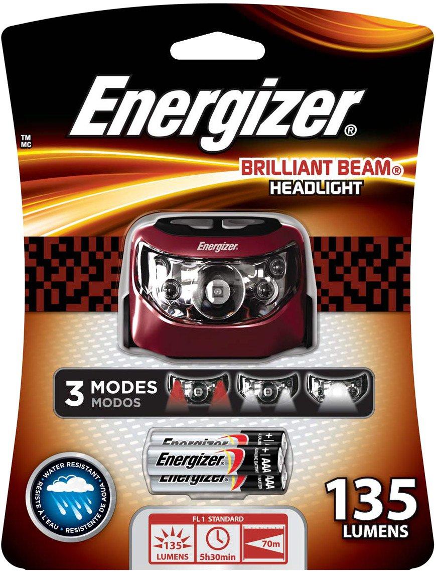 Energizer Brilliant Beam Headlamp HD5L33AE
