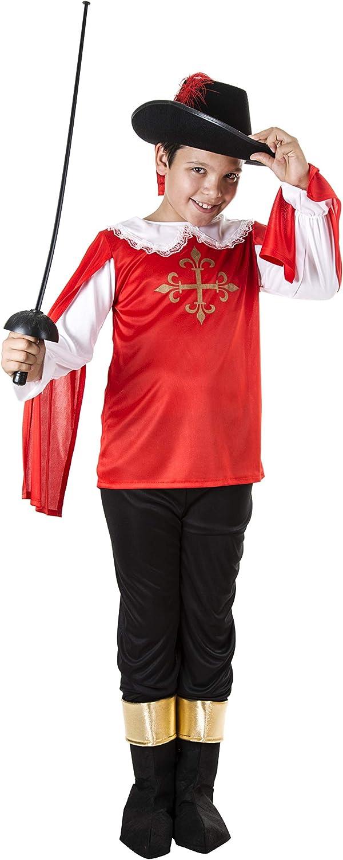Costumizate! Disfraz de Mosquetero Talla 1-3 Especial para niños ...
