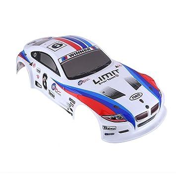 1 10 Rc Car Shell Body For J601 1 1 10 Racing Car Car Flat Sports
