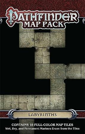 Pathfinder Map Pack: Labyrinths: Engle, Jason A.: Amazon.es: Juguetes y juegos