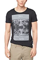 s.Oliver Denim Herren T-Shirt Photo 48.506.32.2595, mit Print