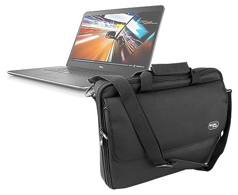 DURAGADGET de premium Laptop Maletín con múltiples compartimentos para Dell XPS 15 (2015 liberación)