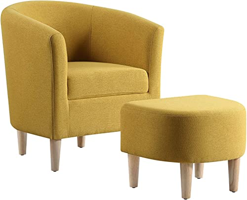 DAZONE Modern Accent Chair