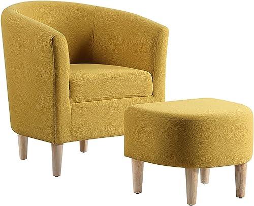DAZONE Modern Accent Chair