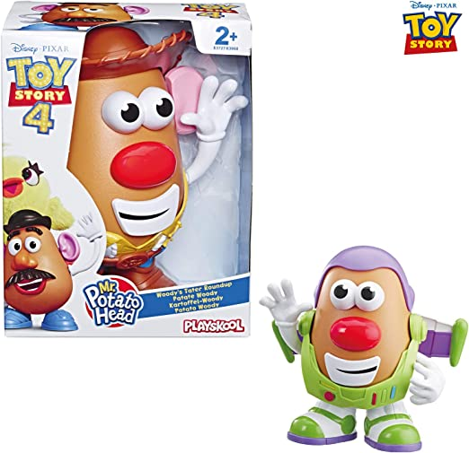 Hasbro-E3068EU40 Toy Story Mr Potato 19x15cm, Multicolor ...