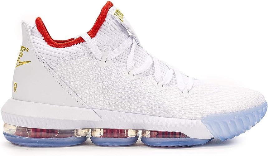 | Nike Lebron XVI Low Mens Ci2668 100 | Basketball