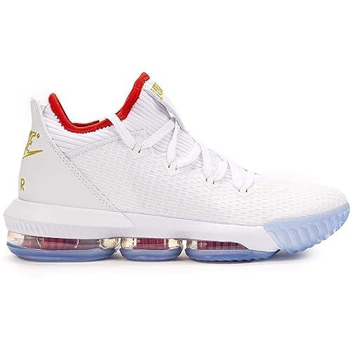 Nike Lebron XVI Low CP, Zapatillas de Baloncesto para Hombre ...