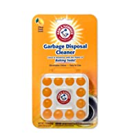 Deals on 12-Ct Arm & Hammer Sink Garbage Disposal Cleaner 56344