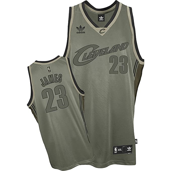 Amazon.com  Lebron James Cleveland Cavaliers NBA Officially Licensed Field  Issue Swingman Jersey  Sports   Outdoors cac1afaee