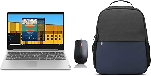 Lenovo Ideapad S145 Core i3 10th Gen – (8 GB/1 TB HDD/Windows 10 Home) S145-15IIL Laptop  (15.6 inch, Platinum Grey, 1.85 kg)