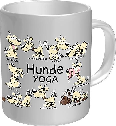 Rahmenlos Original Taza de café para Perros Amigos: Perros ...