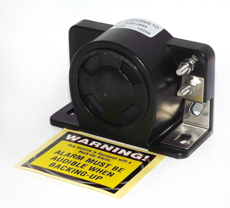Magnadyne BU-2000A-24V Universal Backup Warning Alarm w// 12//24V