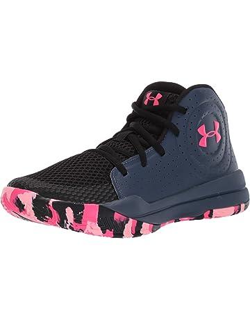 reputable site 24e23 a62a7 Girl's Basketball Shoes | Amazon.com