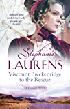 Viscount Breckenridge To The Rescue: Number 1 in series (Cynster Sisters Triology)