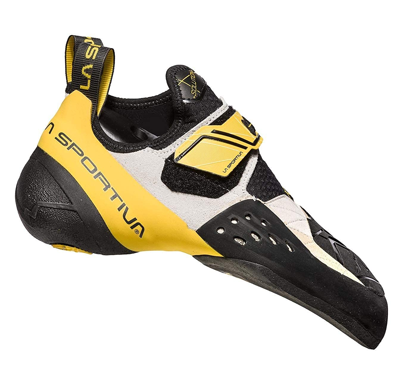 SPORTIVA (スポルティバ) ソリューション White/Yellow 20G EU39サイズ [並行輸入品]   B07GS47C8G