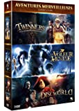Aventures merveilleuses : Les Twinners et la malédiction de Souptown + Le Voleur de Venise + Discworld