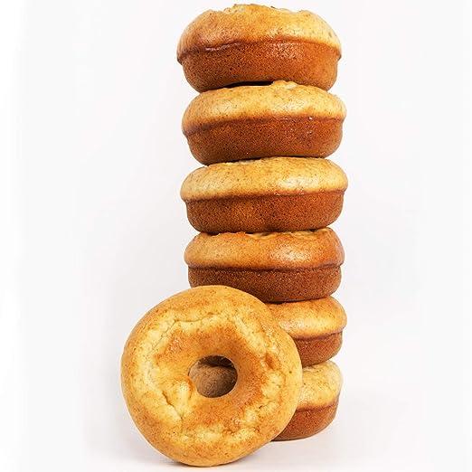 Rosquilla Tipo Donut Saludable Siempre Tiernas Donnut - Bolleria ...