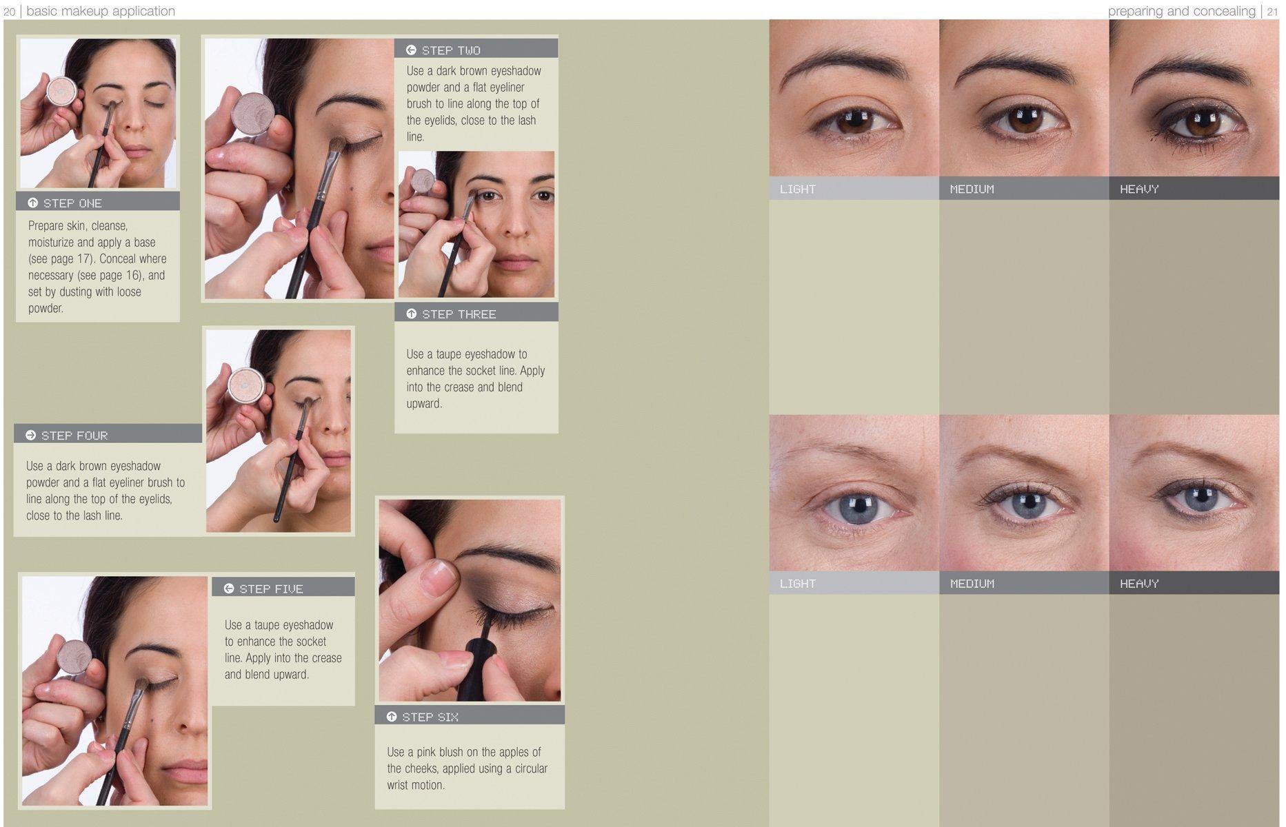 Pro Makeup: Salon Secrets of the Professionals (PRO (Firefly Book)): Kit  Spencer: 9781554074778: Amazon.com: Books
