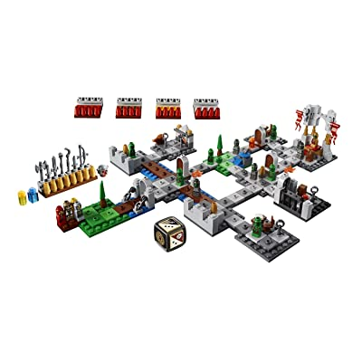LEGO HEROICA Castle Fortaan 3860: Toys & Games
