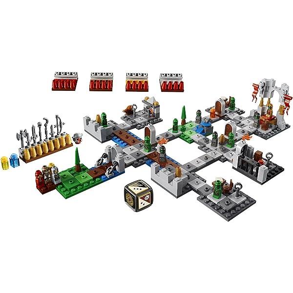 LEGO Heroica - Fortaan, Juego de Mesa: Amazon.es: Juguetes y juegos