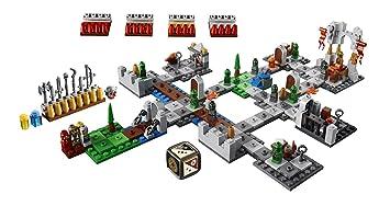 Lego Heroica Fortaan Juego De Mesa Amazon Es Juguetes Y Juegos