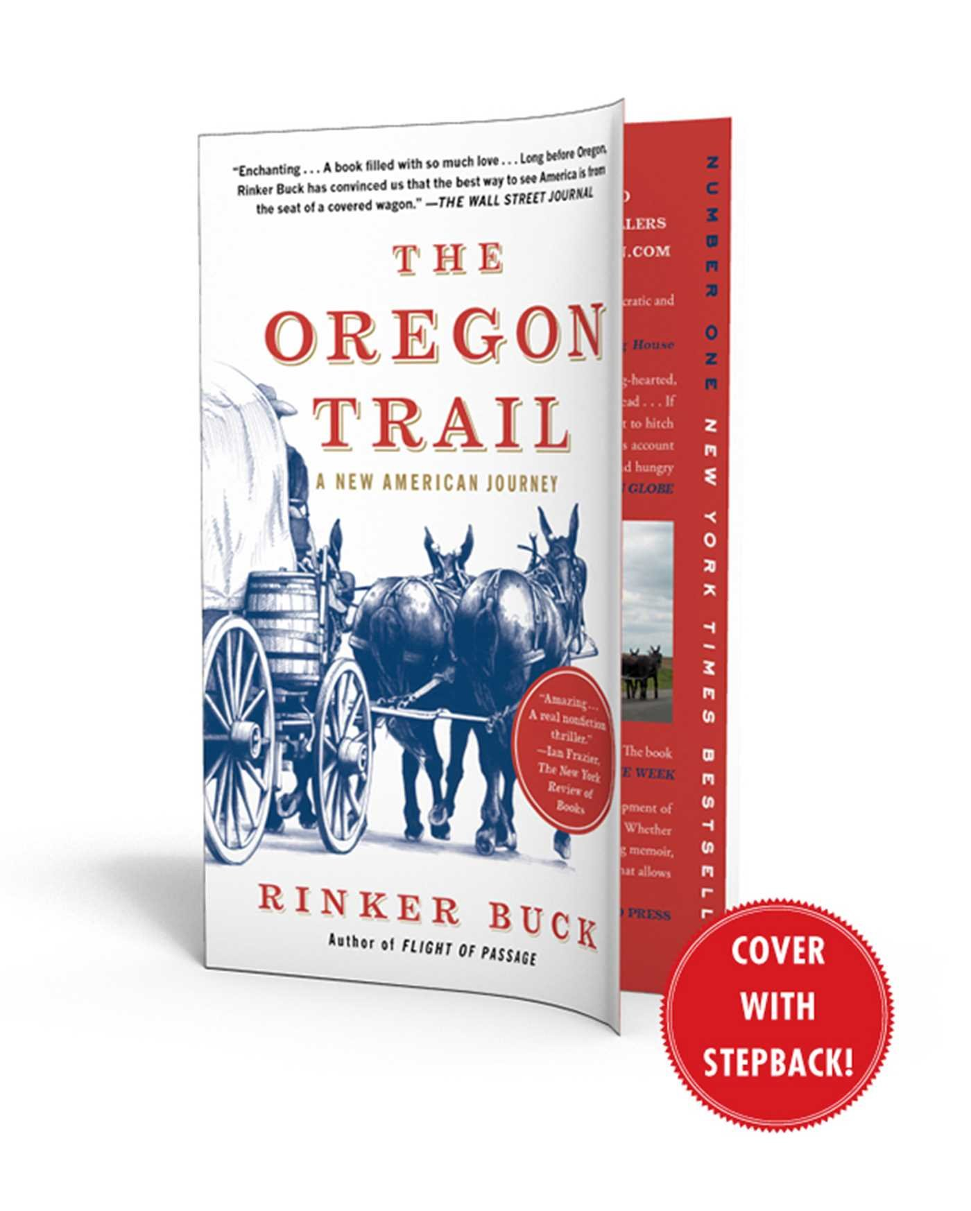 The Oregon Trail: A New American Journey: Rinker Buck: 9781451659177:  Amazon: Books