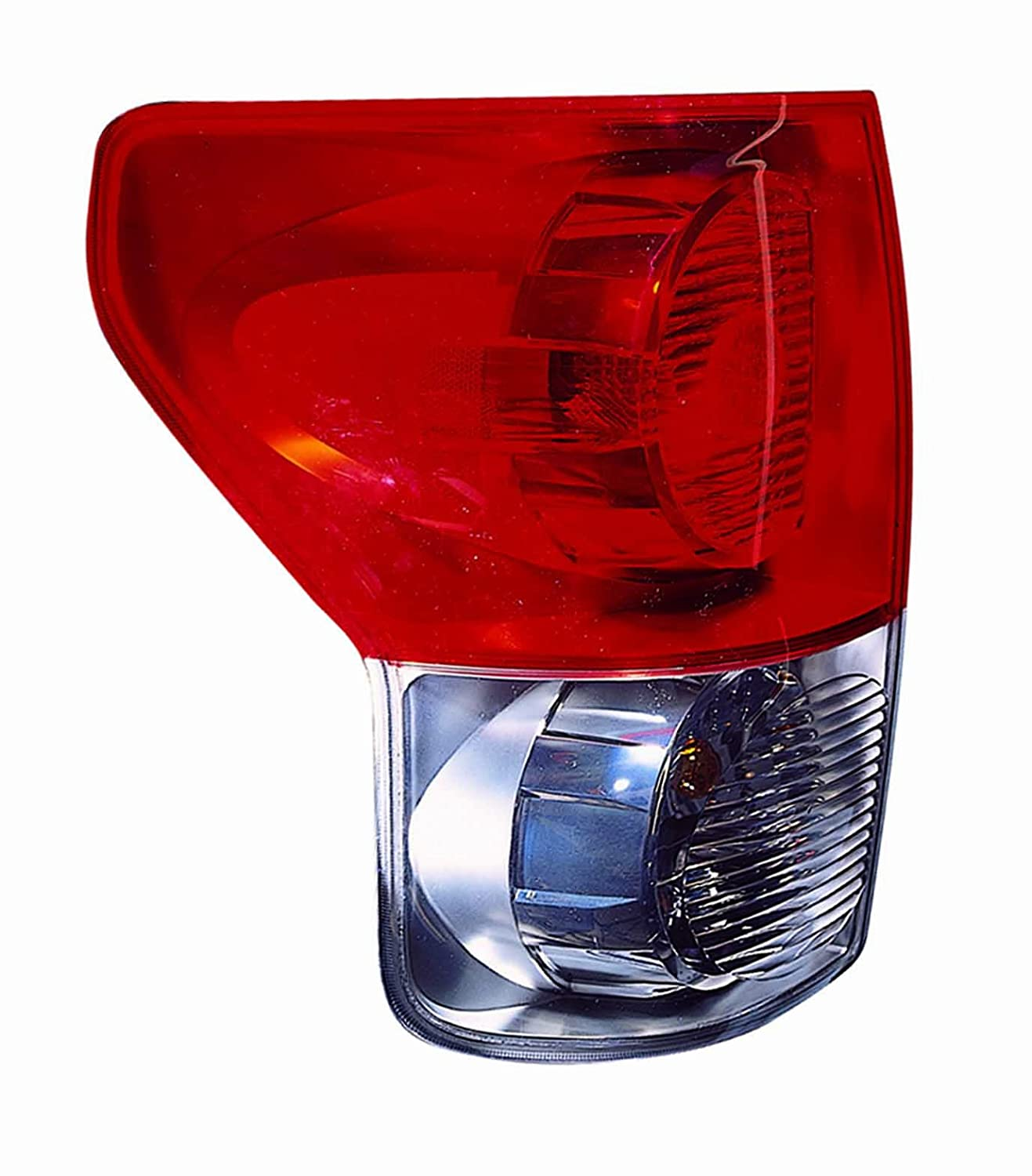 Depo 312-1984R-AS Toyota Tundra Passenger Side Replacement Taillight Assembly 02-00-312-1984R-AS