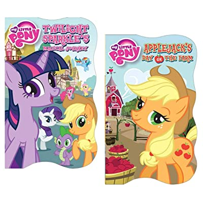 My Little Pony Shaped Board Set - Set of 2 : Baby