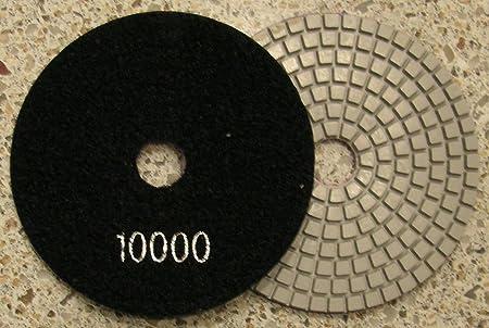 4 inch Diamond Polishing Pad 46+1 glass marble Concrete sandstone engineer stone