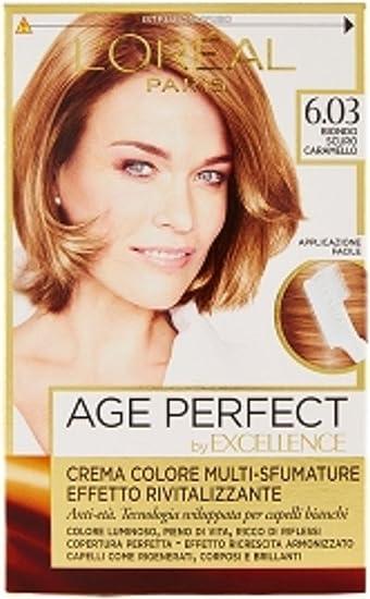 L Oréal Paris – Excellence Age Perfect – Tinte para el ...