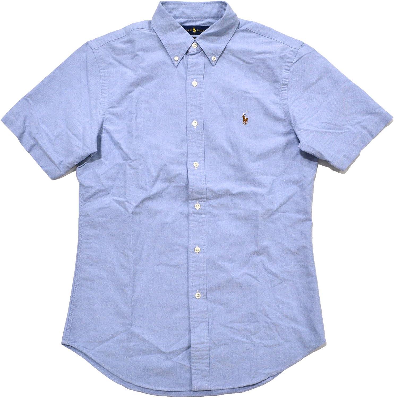 Polo RL Men's Standard Short Sleeve Button