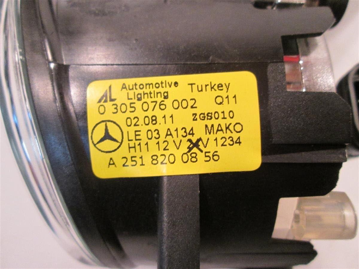 Mercedes MERCEDES-BENZ OEM 08-11 C300-Foglight Fog Driving Light 2518200756