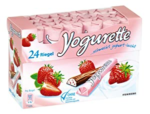 Ferrero Yogurette 24 pieces