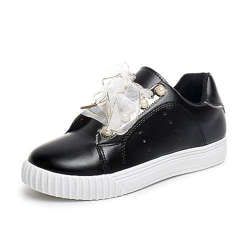 61c93880 Feilongzaitianba Women Casual Shoes zapatos mujer plataforma Flat Shoes For Women  Platform Shoes Balck White Student