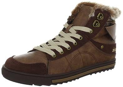 skechers high cut shoes