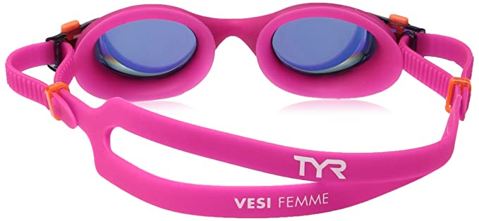 8bfd663473 TYR Vesi Femme Mirrored Googles  Amazon.co.uk  Sports   Outdoors