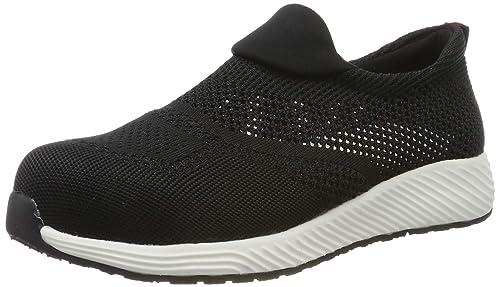 Zapatos de Trabajo con Punta de Acero con Cordones de Seguridad Zapatos para Hombres y Mujeres Zapatos Deportivos Zapatos de Seguridad Ligeros y ...