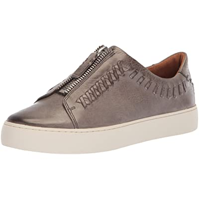 Frye Women's Lena Whip Zip Low Sneaker: Shoes