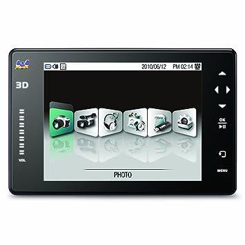 "Viewsonic 3DPF8 8"" Negro marco fotográfico digital - Marco digital (20,3 cm"