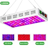 Exlenvce 2000W LED Grow Light with Bloom and Veg
