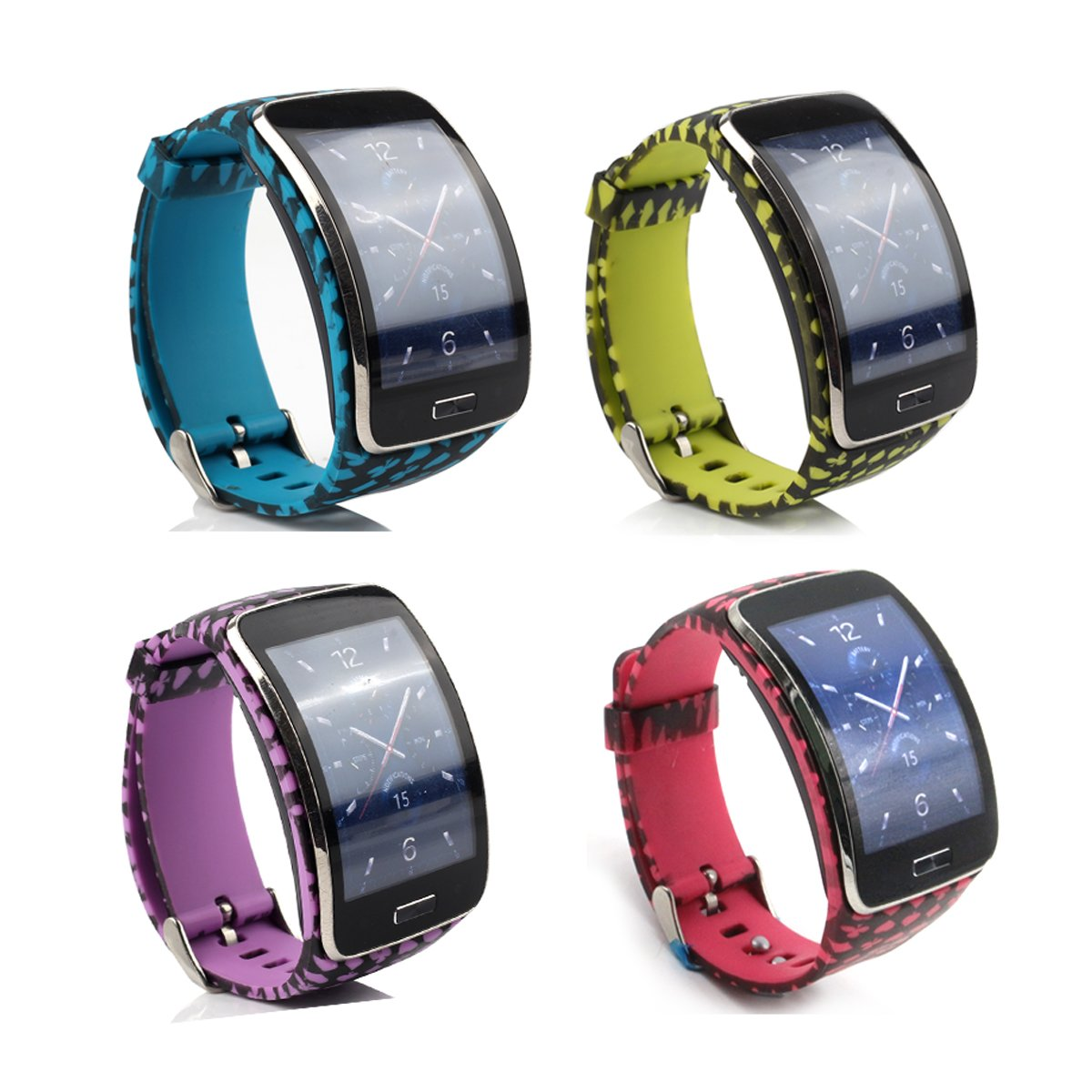 Cute de repuesto muñequera pulsera/Wireless Smartwatch accesorios ...