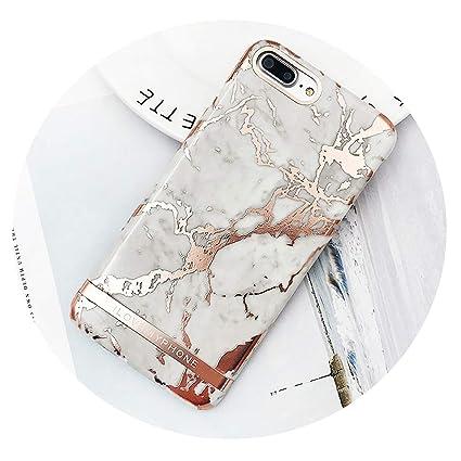 Amazon.com: Carcasa para iPhone 6, 6S, 7, 8 Plus, diseño de ...