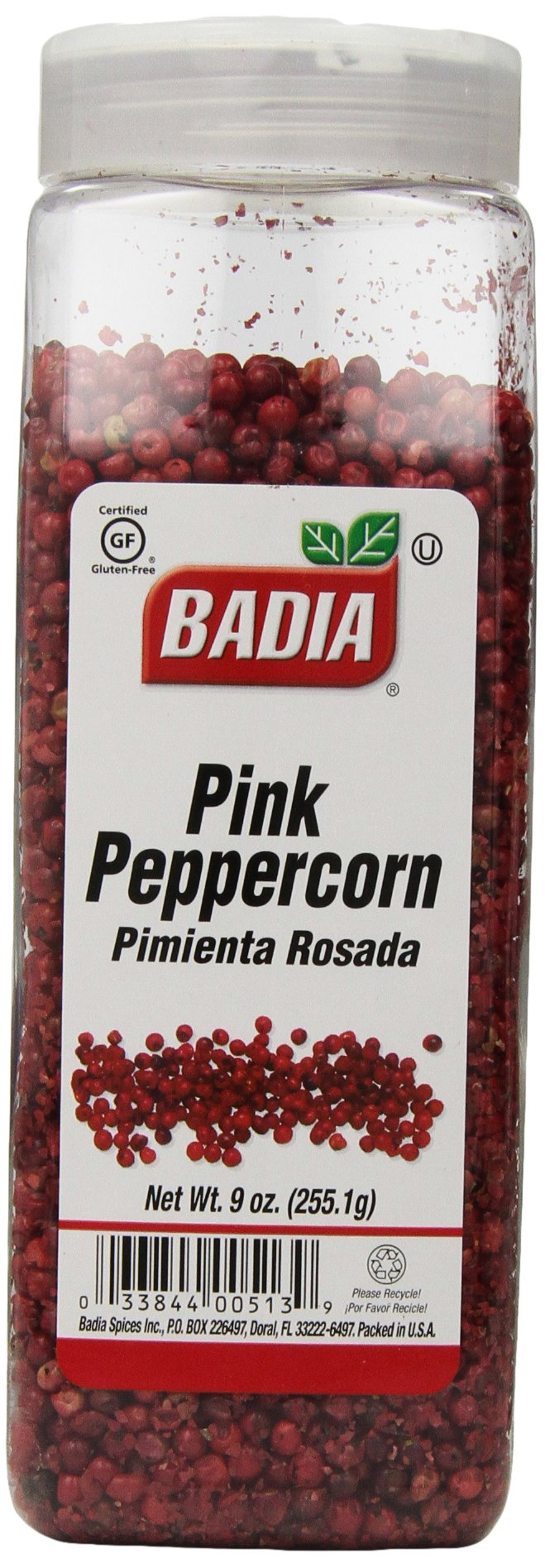 Badia Pink Pepper Whole, 9 Ounce