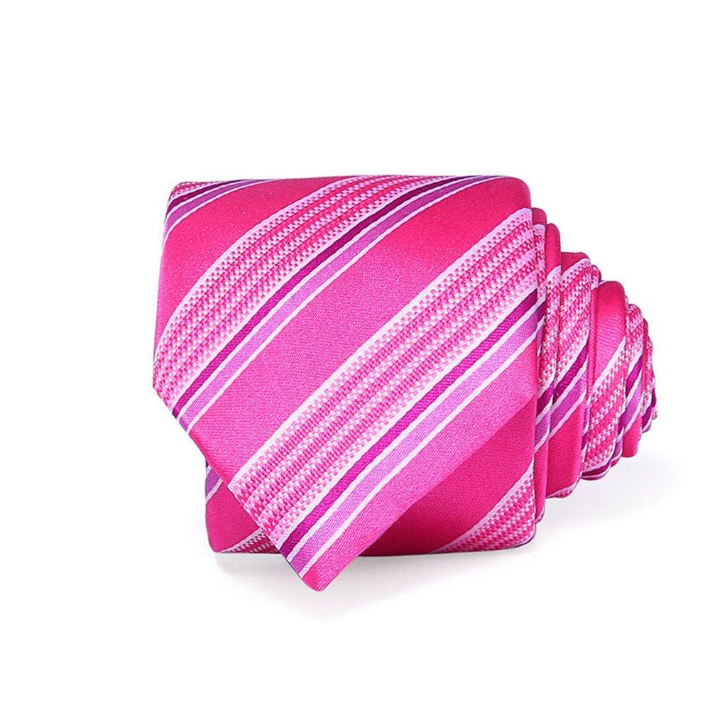 WERLM Corbata de seda para hombres trajes de vestir seda de morera ...
