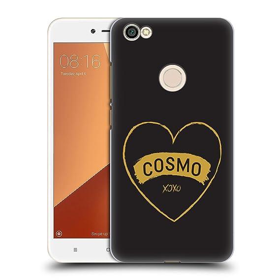 Amazon Official Cosmopolitan Xo Love Cosmo Hard Back Case For
